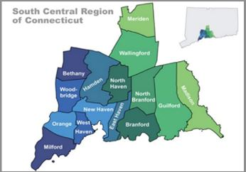 South Central CT Region
