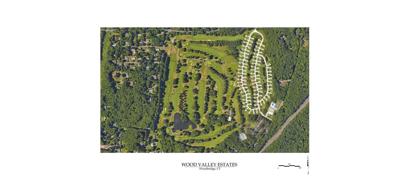 wood valley estates map image